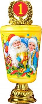 Сладкий подарок на новый год Кубок Лучший ребенок