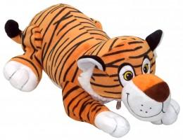 Сладкая мягкая игрушка тигр Шерхан со звуком