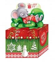 Соня - новогодний подарок в картоне