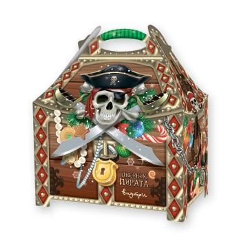 Новогодний подарок игра Сундук пирата
