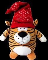 Подарок на новый год Тигряш с конфетами